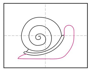 Snail 3 – Activity Craft Holidays, Kids, Tips