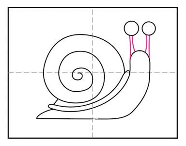 Snail 5 – Activity Craft Holidays, Kids, Tips