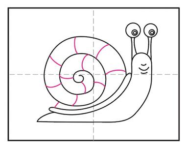 Snail 7 – Activity Craft Holidays, Kids, Tips