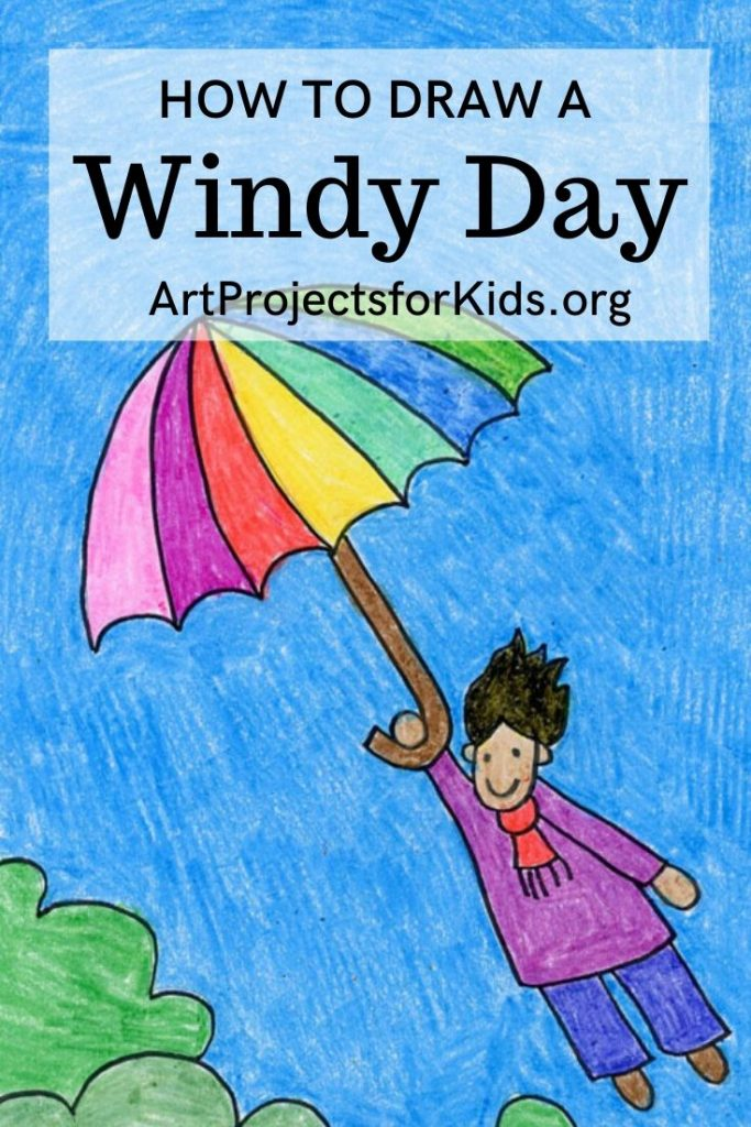 Windy Day Pin – Activity Craft Holidays, Kids, Tips