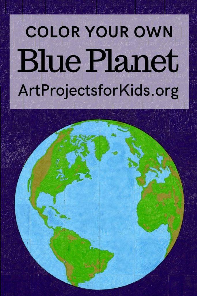 Earth Day art activity