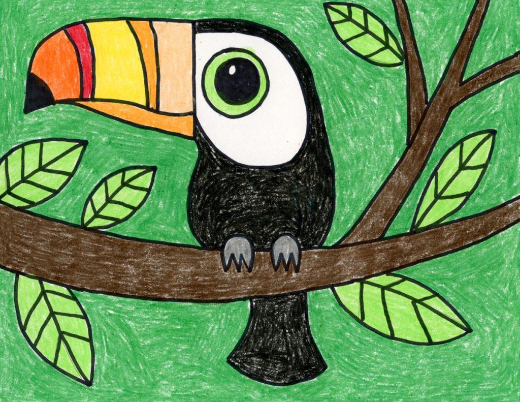 Toucan Post – Activity Craft Holidays, Kids, Tips