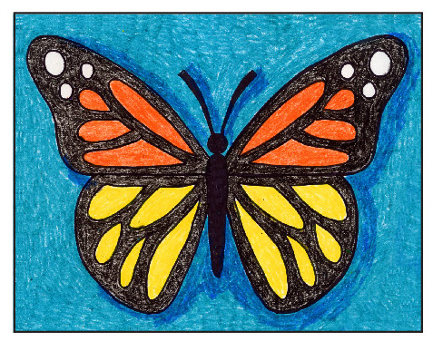Butterfly 9 – Activity Craft Holidays, Kids, Tips