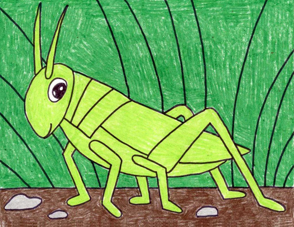 Grasshopper – Activity Craft Holidays, Kids, Tips