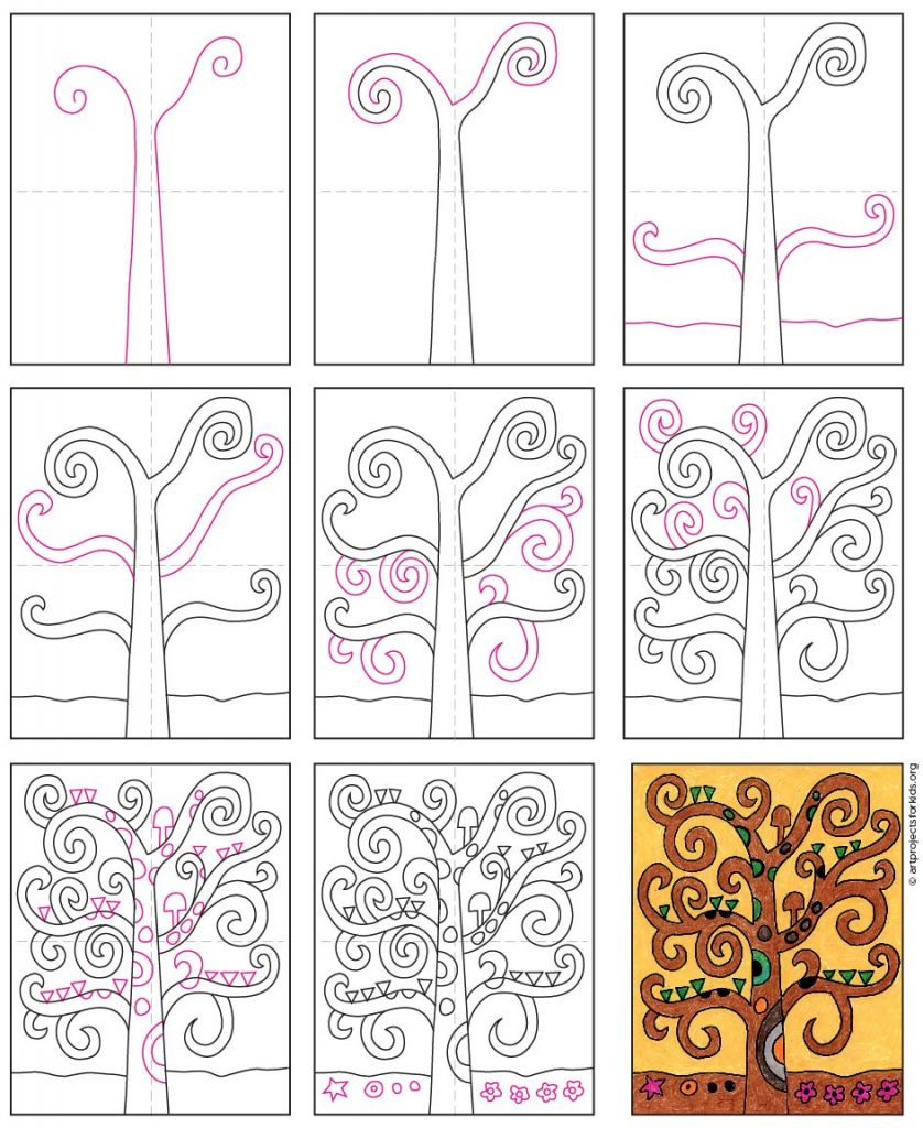 How to Draw the Tree of Life
