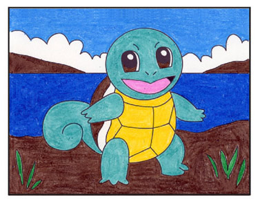 Cartoon Drawing Archives Art Projects For Kids