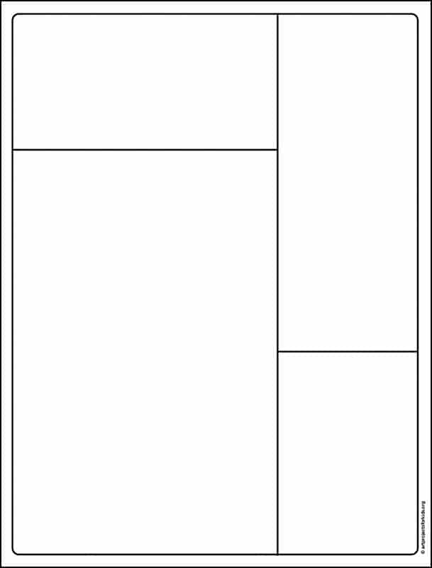 Easy Fall Drawing Ideas frame to help young students with their drawing. Download the free PDF for a jump start to your drawing project.
