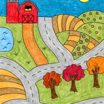 Landscapes Archives Art Projects For Kids