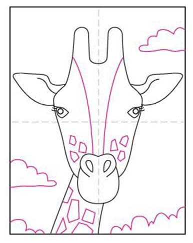 Giraffe 8 – Activity Craft Holidays, Kids, Tips