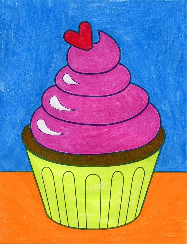 Cupcake Feature – Activity Craft Holidays, Kids, Tips