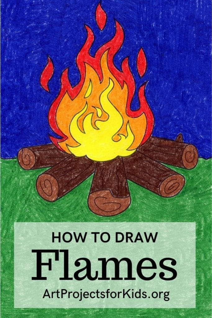 Flames for Pinterest – Activity Craft Holidays, Kids, Tips