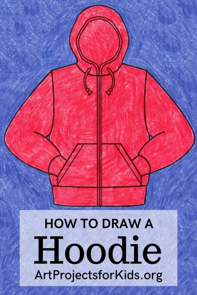 How to Draw a Hoodie