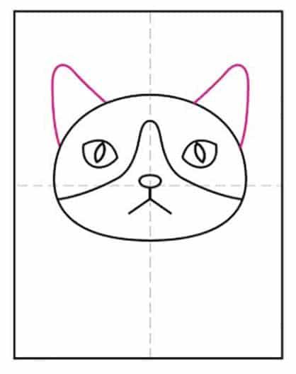 Cat Face 5 – Activity Craft Holidays, Kids, Tips