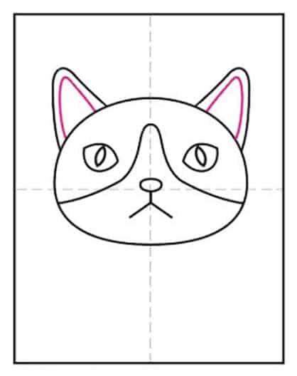 Cat Face 6 – Activity Craft Holidays, Kids, Tips