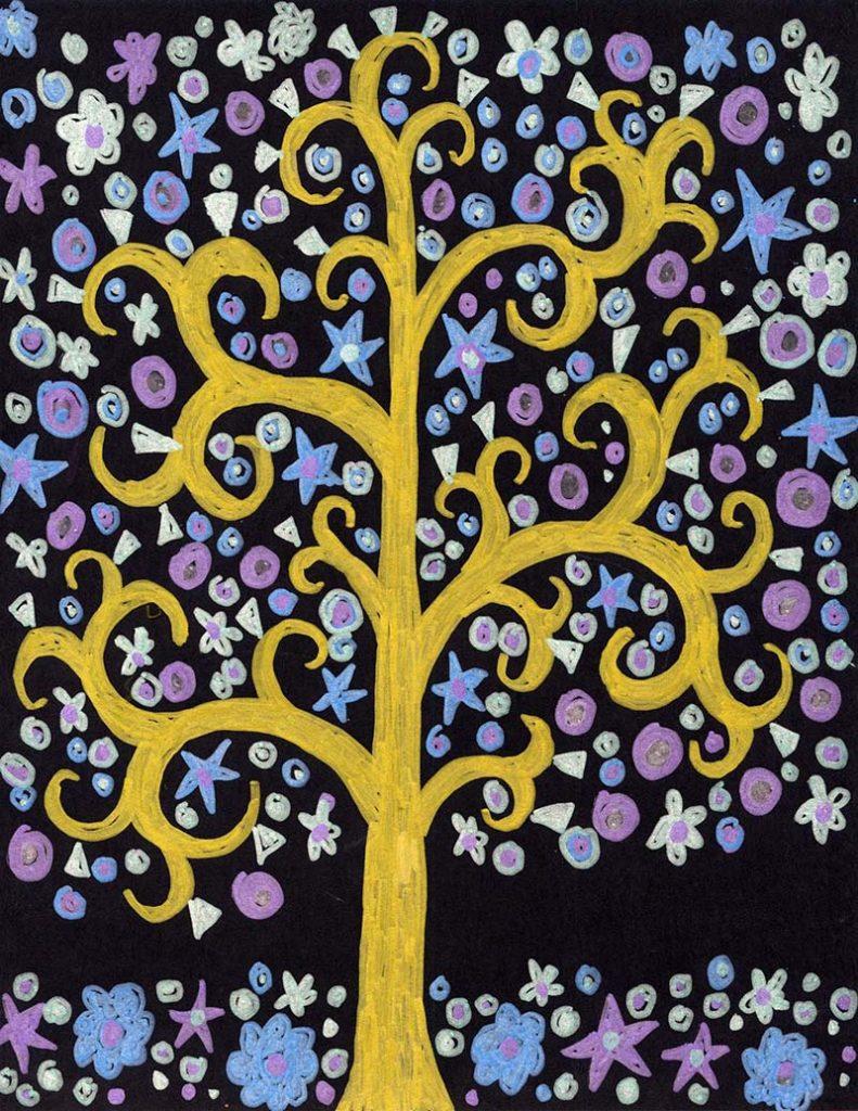 How to Draw like Gustav Klimt